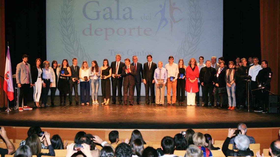 Celebración de la Gala del Deporte