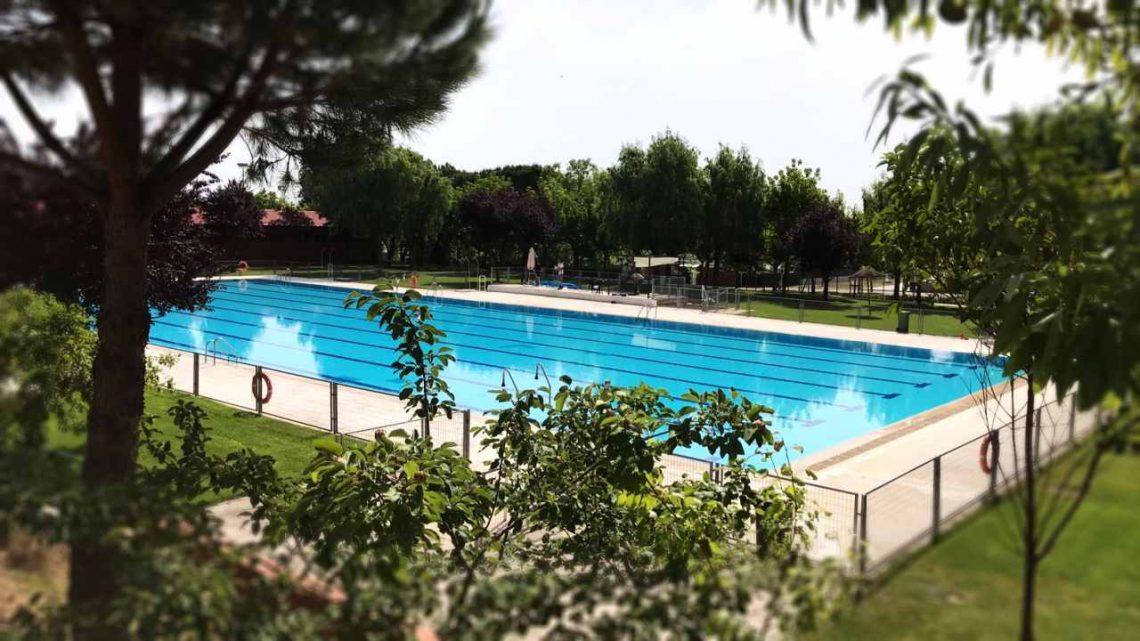Apertura de la piscina de Foresta