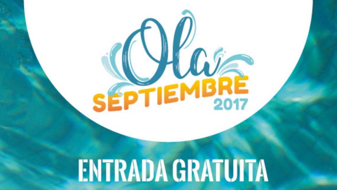 Llega el Festival Olá Septiembre en Tres Cantos