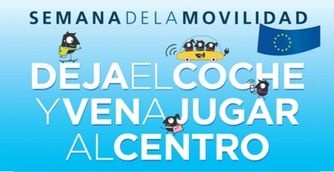 24/9 'Deja el coche y ven a jugar al centro' en Colmenar Viejo