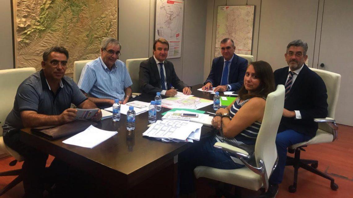El Alcalde de Tres Cantos se reúne con el Gerente del Consorcio de Transportes