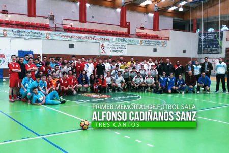 I Memorial Alfonso Cadiñanos 2