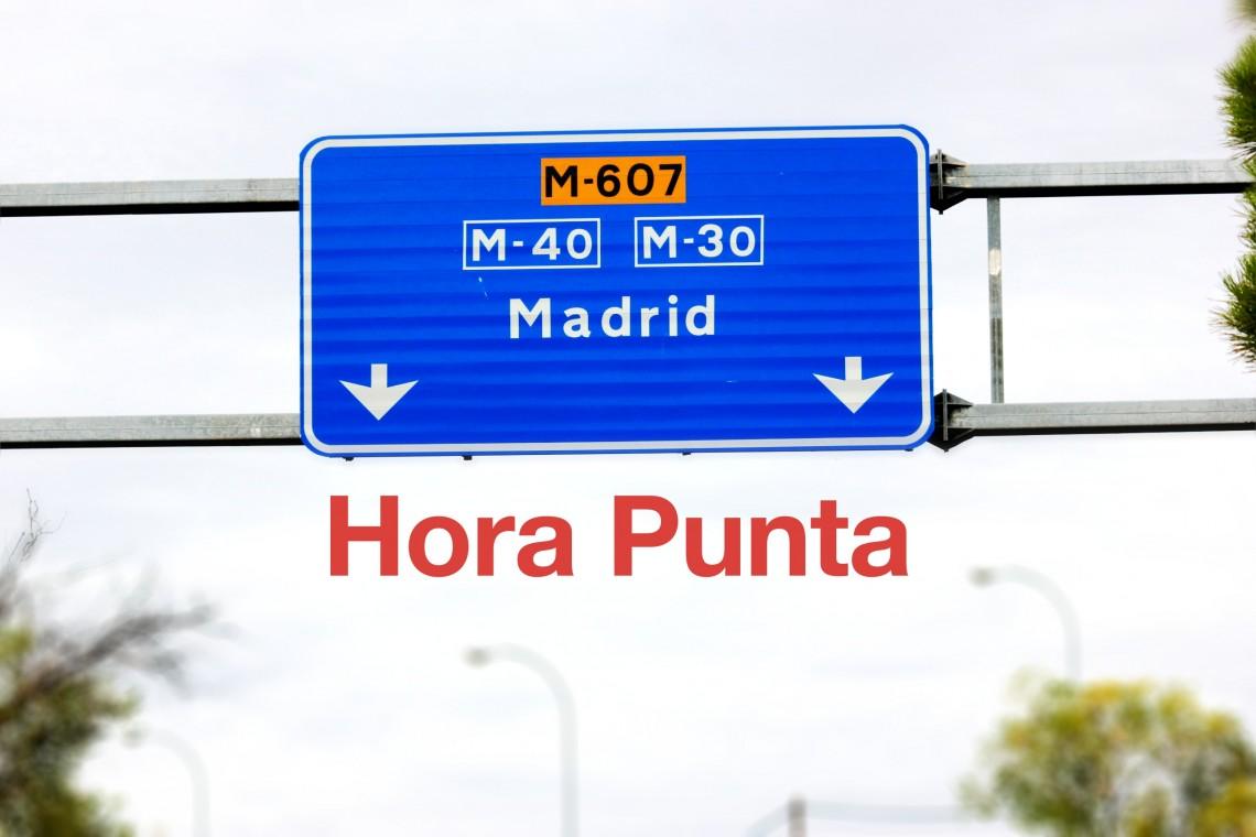Hora Punta. 09-10-15
