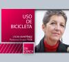 DE CERCA Araceli Gómez. Uso de la bicicleta