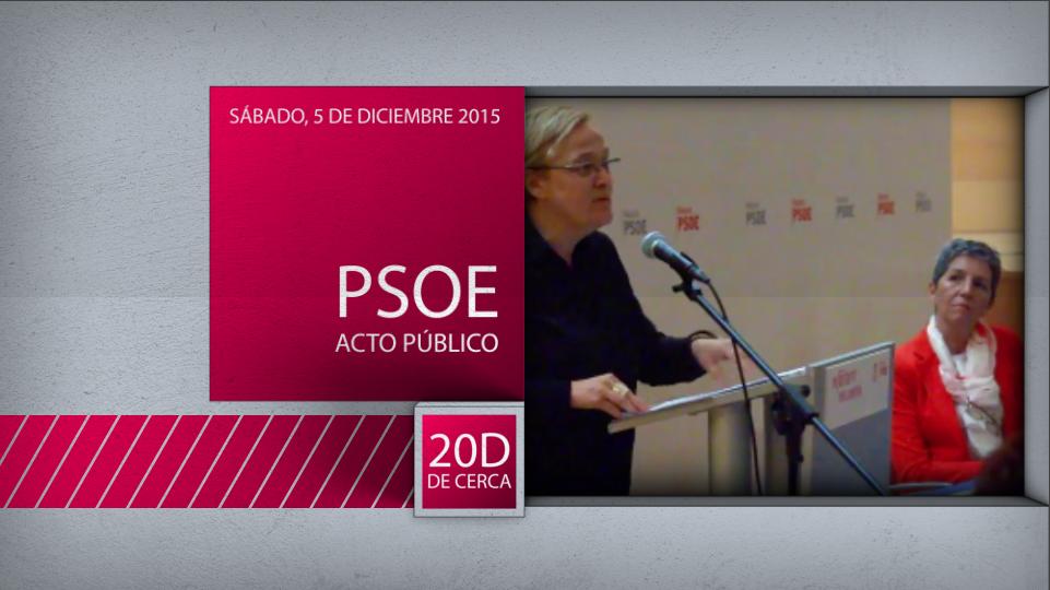 PSOE 5-12-15