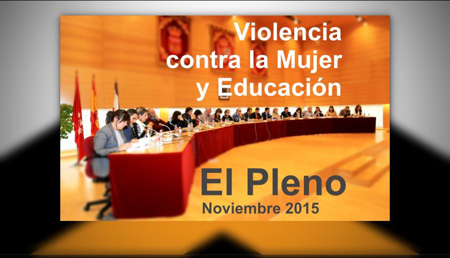 Vilencia mujer y educacion