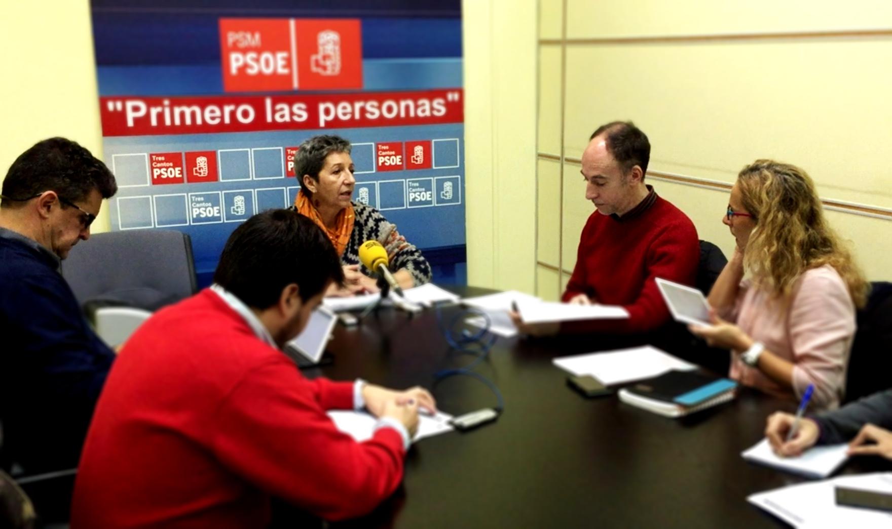 rueda prensa PSOE