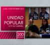 20D De Cerca. Acto Público PSOE. 15.12.15