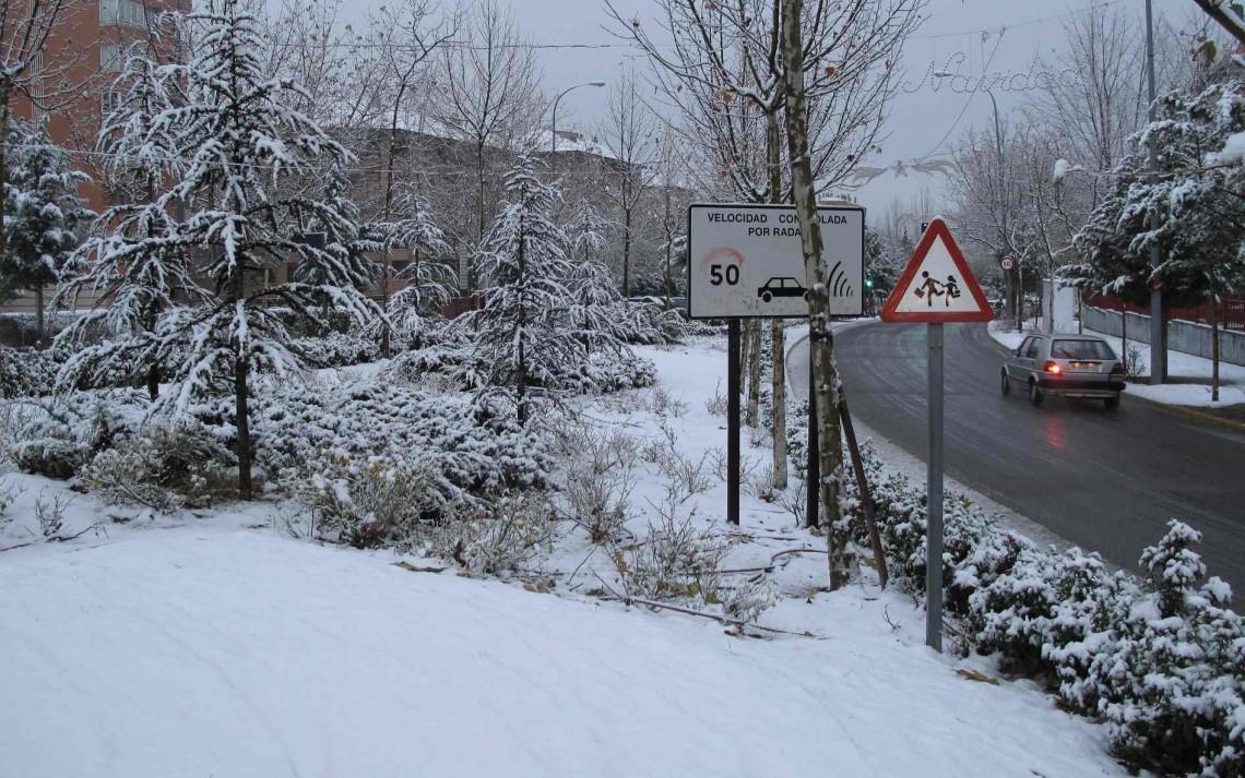 Activado el Plan Municipal de inclemencias invernales