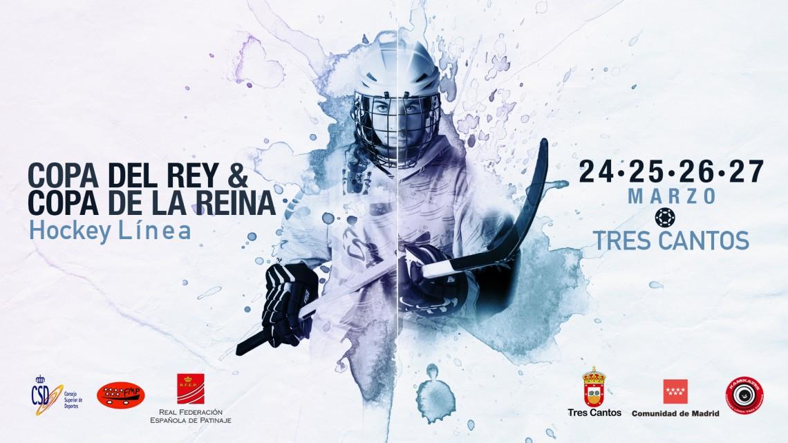 Sorteo Copa del Rey y de la Reina de Hockey línea