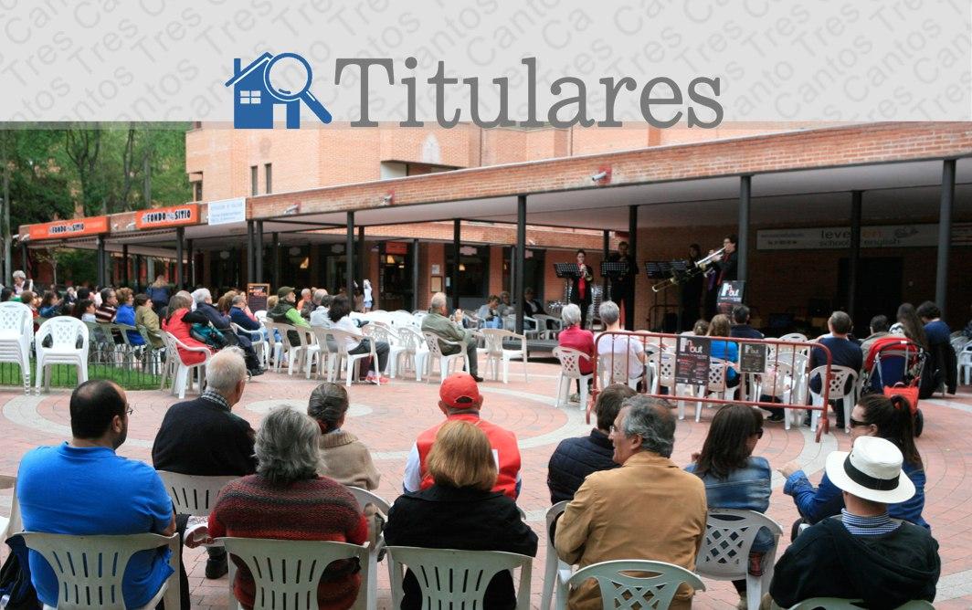 Titulares Tres Cantos 16-05-16