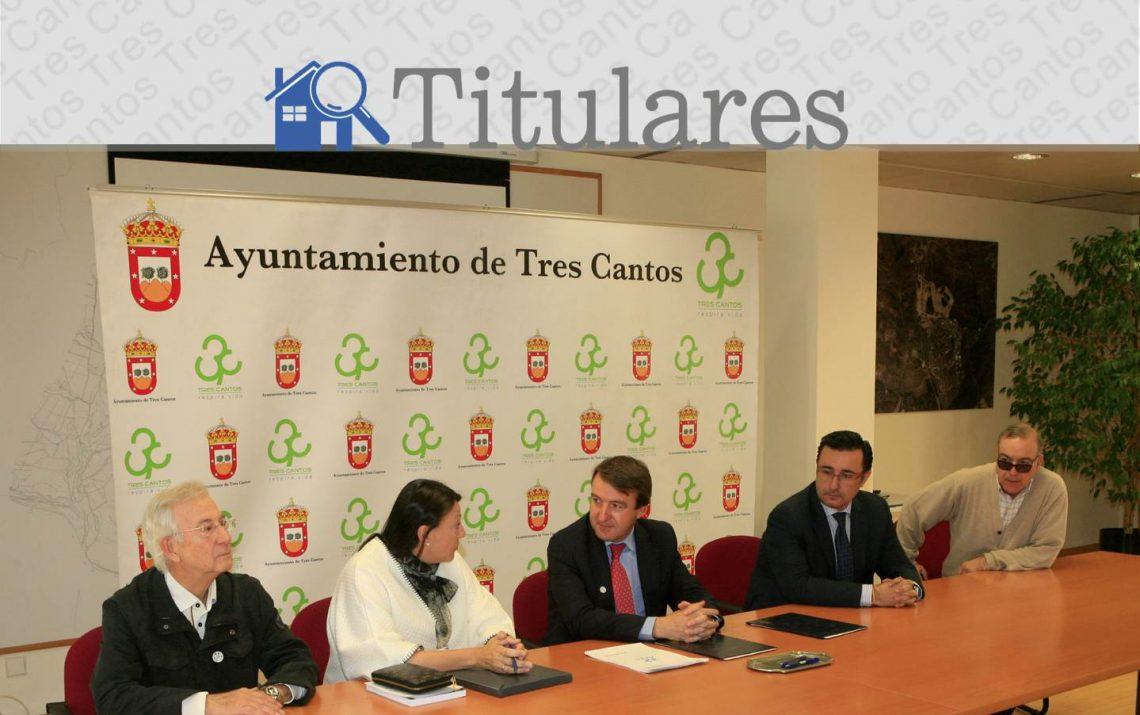 Titulares Tres Cantos 05-05-16