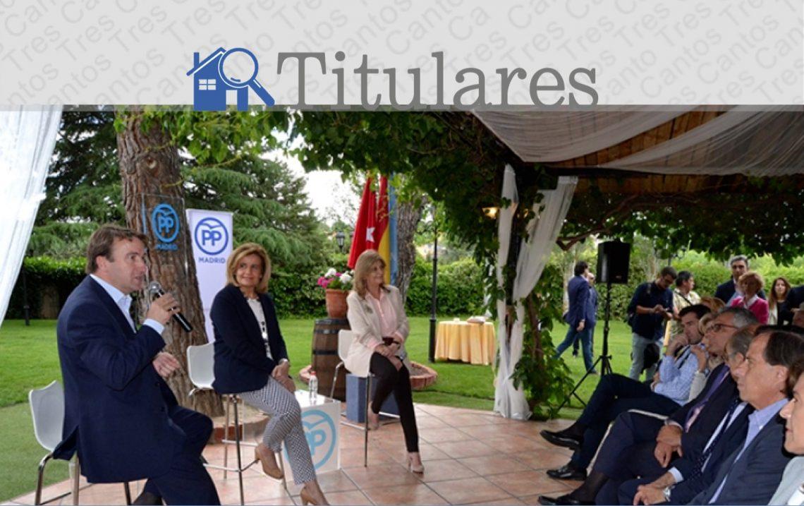 Titulares Tres Cantos 17-06-16