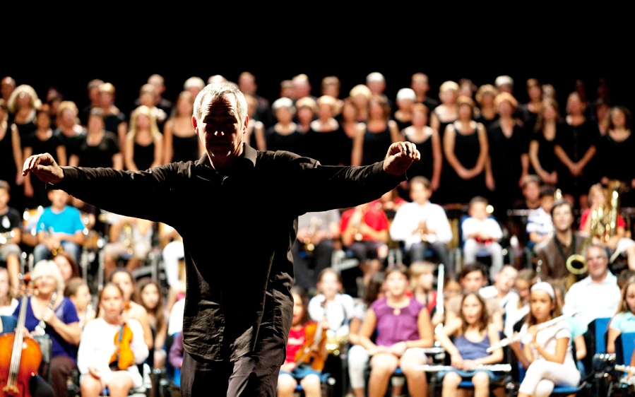 Semana Internacional Soundpainting en Tres Cantos