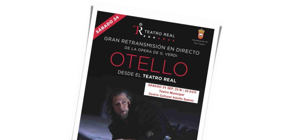 Retransmisión en directo de Otello