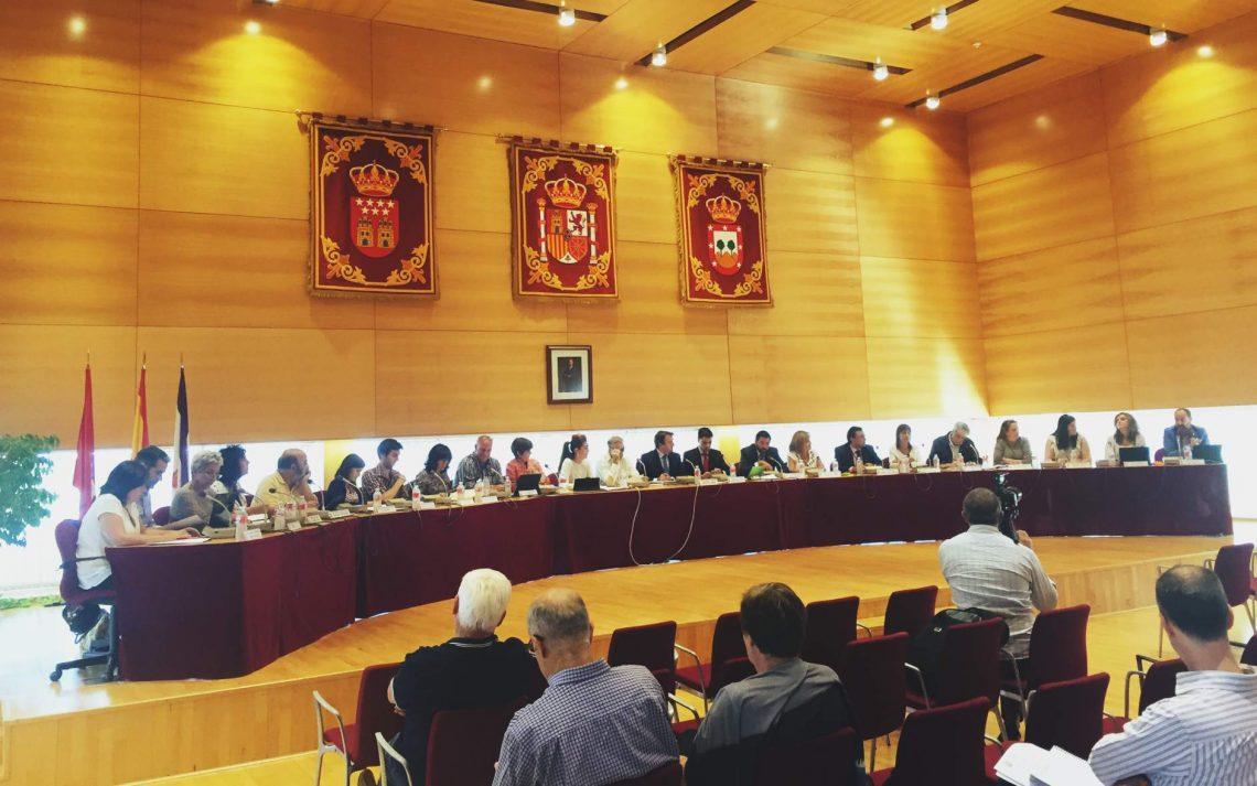 Pleno de Septiembre del Ayuntamiento de Tres Cantos