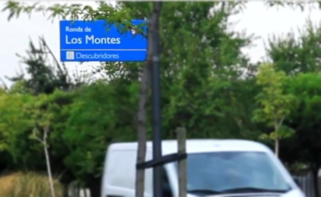 Ciudadanos. La velocidad en la Avenida de los Montes
