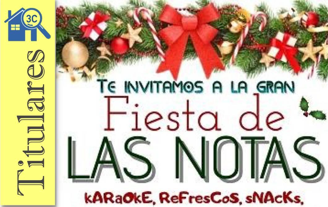 Titulares Tres Cantos 23.12.16
