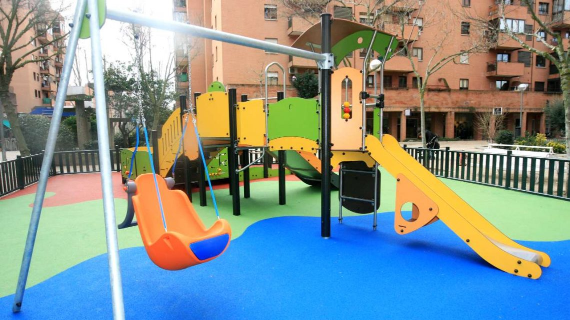 Primer parque infantil inclusivo de Tres Cantos