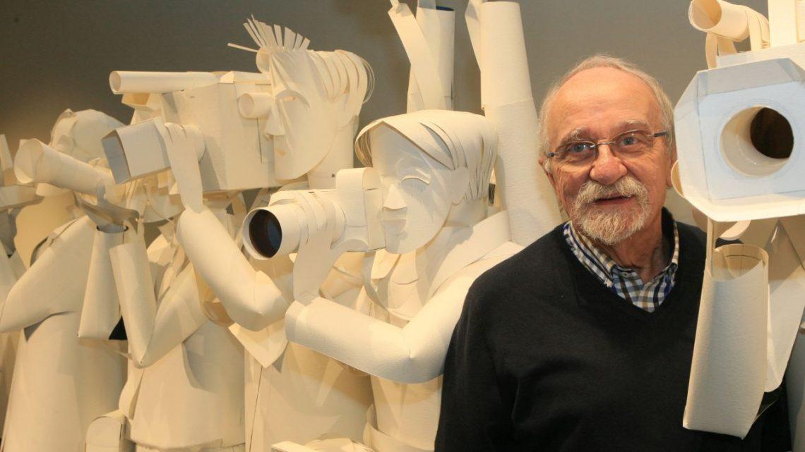 Joaquín Ureña expone en la Sala Baluarte