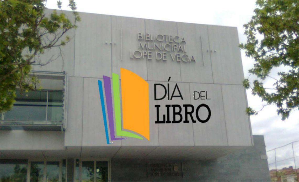 Actividades en torno al Día del Libro en la Biblioteca Lope de Vega