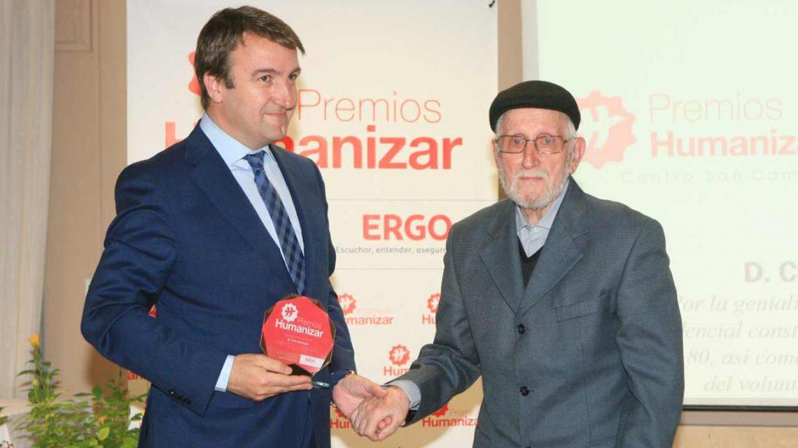 Entrega de los Premios Humanizar