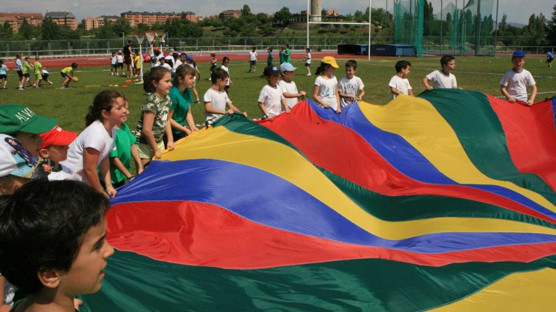 Miniolimpiadas Escolares 2017
