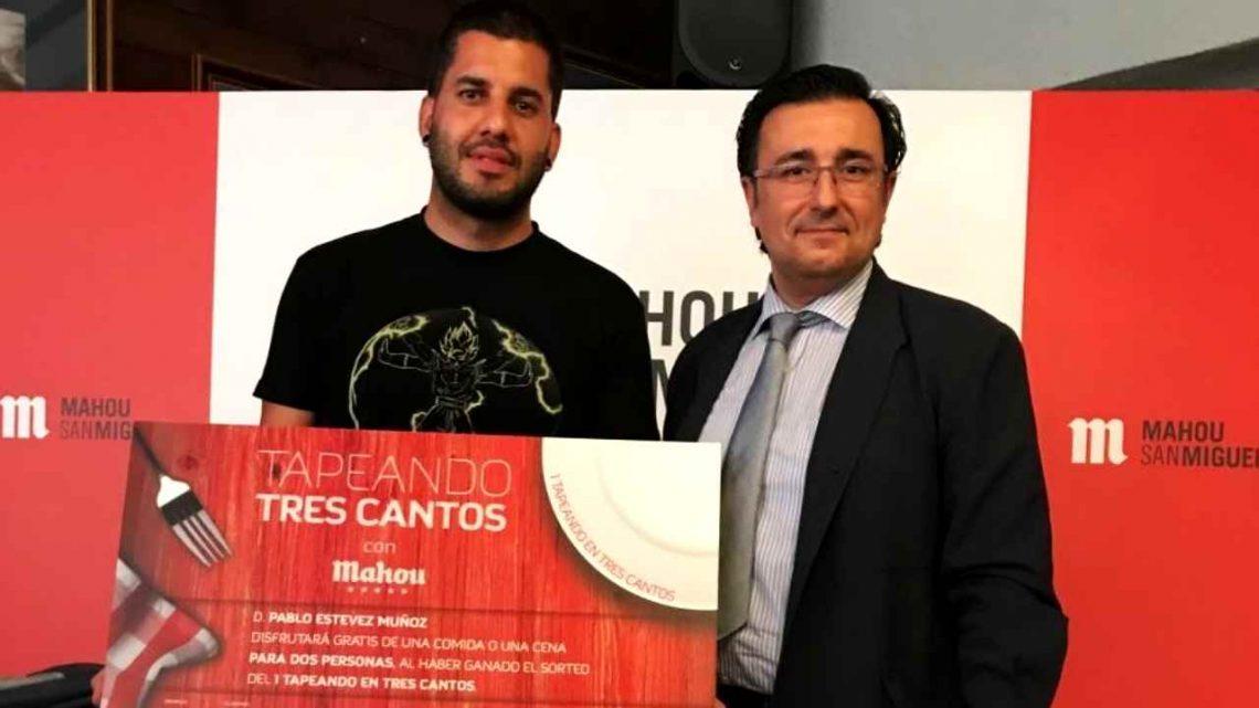 """Ganadores del la ruta """"Tapeando en Tres Cantos 2017"""""""