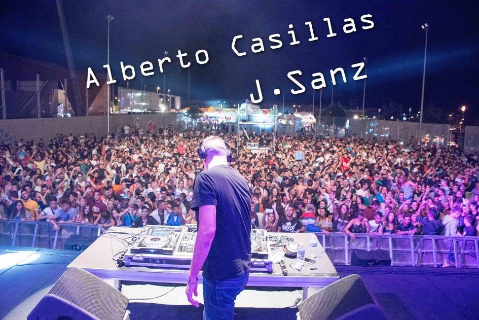 Ganadores de la consulta popular de DJ's de Colmenar Viejo