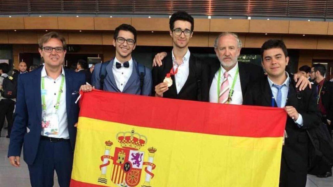El tricantino Miguel González medalla de bronce en la Olimpiada Internacional de Química