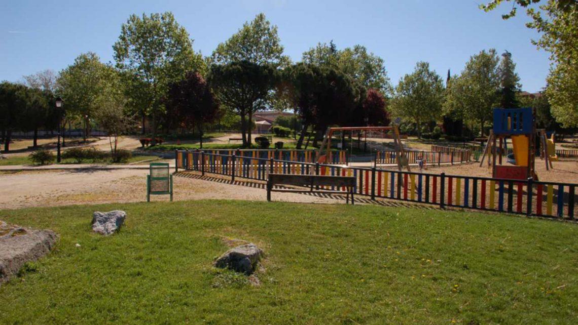 La reforma del parque de 'Fuente Santa' ya está en licitación