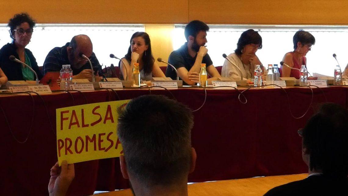 El Grupo Ganemos opina sobre el Pleno de julio en el Ayuntamiento de Tres Cantos
