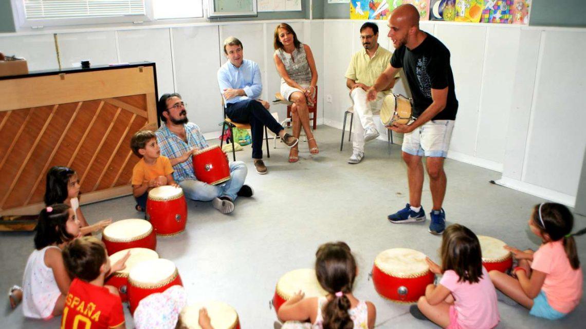 Mañanas musicales para niñas y niños de Tres Cantos