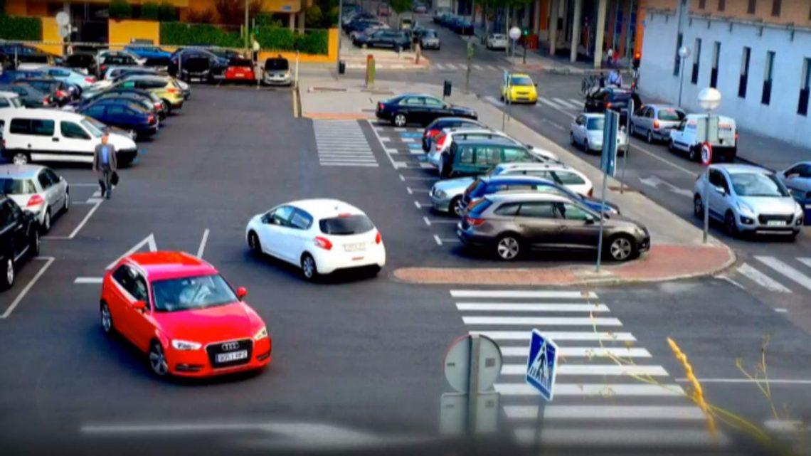 Modernización del aparcamiento regulado de Tres Cantos