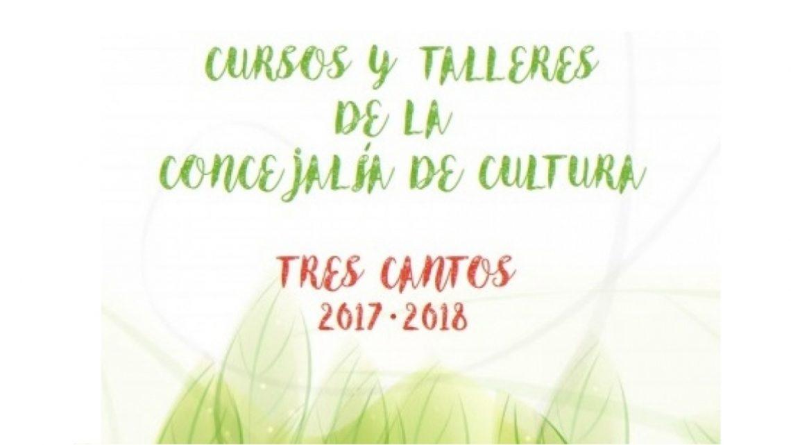 Oferta de actividades culturales para el próximo curso en Tres Cantos