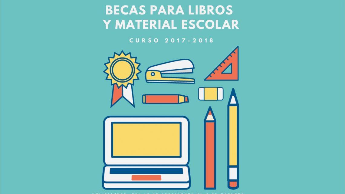 Becas y ayudas para Educación Infantil, Primaria y Secundaria en Tres Cantos