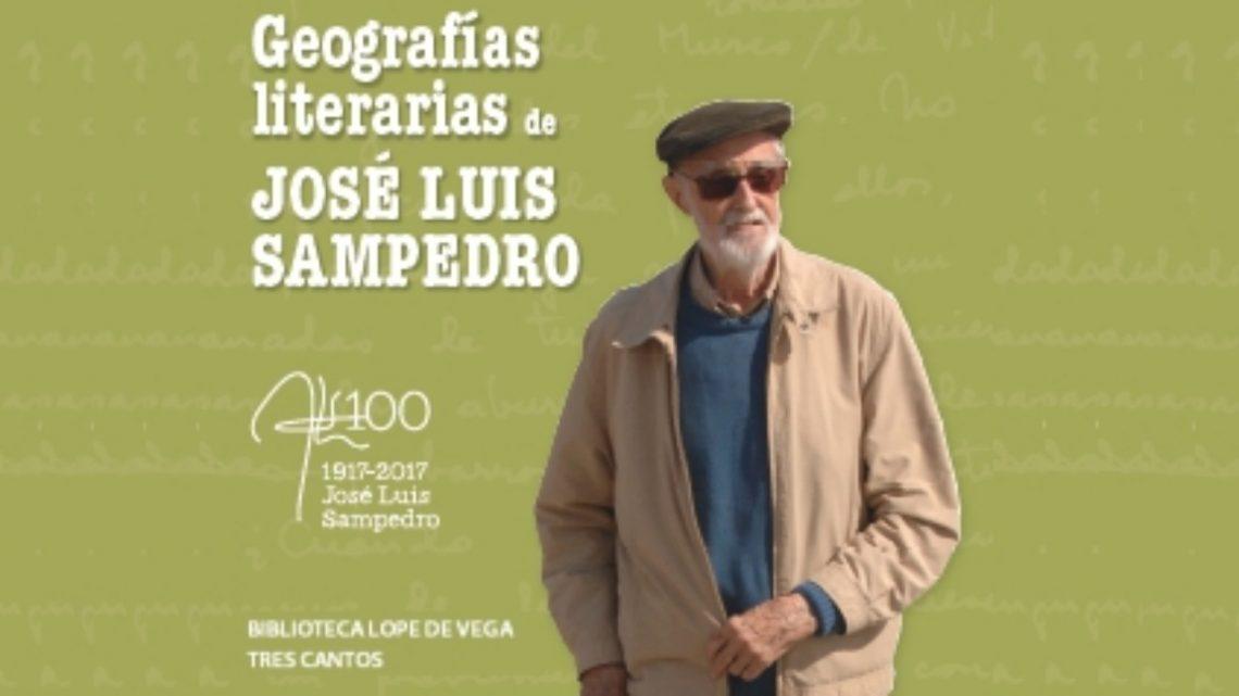 Ciclo sobre José Luis Sampedro en la Biblioteca Lope de Vega de Tres Cantos