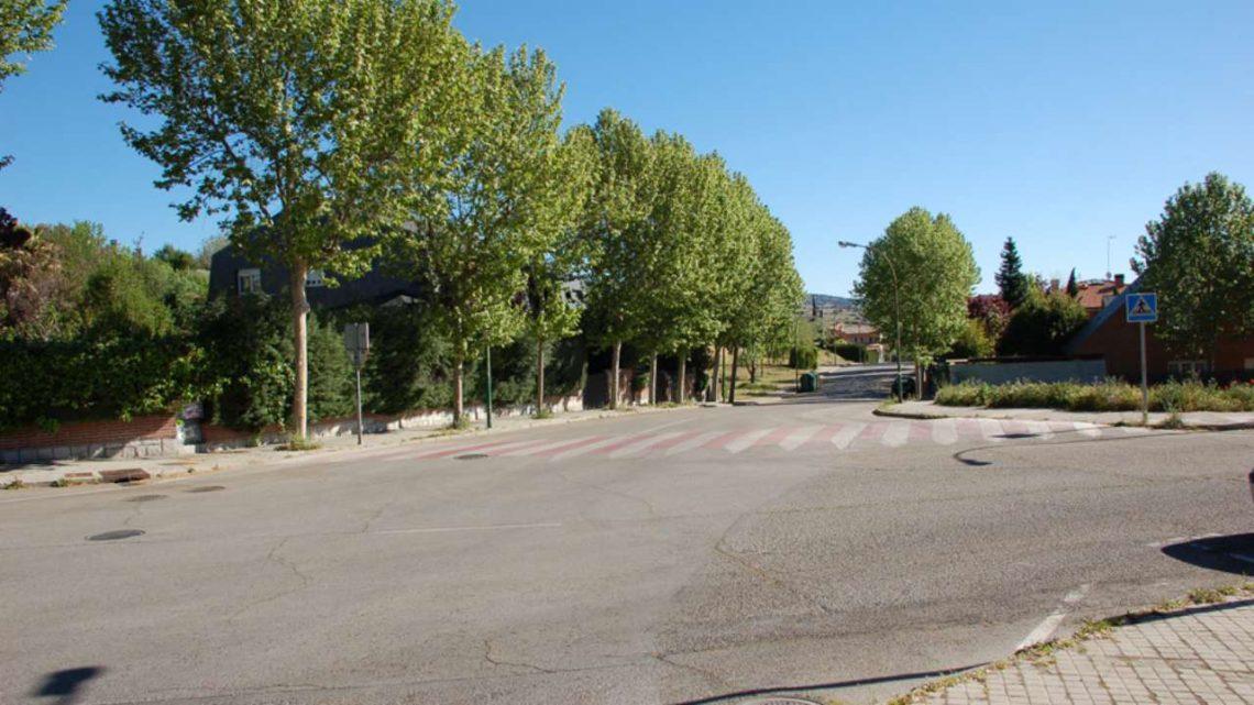 Adjudicada la reurbanización de la colonia de Prado Rosales de Colmenar