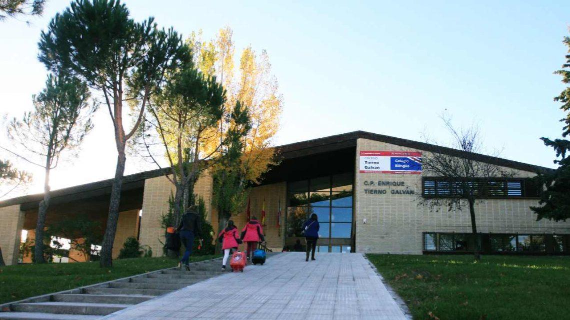 Educación Bilingüe en Infantil CEIP Tierno Galván Tres Cantos