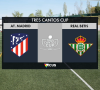 V Tres Cantos Cup. Real Madrid vs Rayo Vallecano