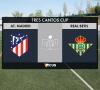 V Tres Cantos Cup. FC Barcelona vs CD Leganés