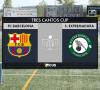 V Tres Cantos Cup. Atlético de Madrid vs Rayo Majadahonda