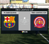 V Tres Cantos Cup. West Ham United vs Atlético de Madrid