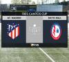 V Tres Cantos Cup. FC Barcelona vs Selección de Extremadura