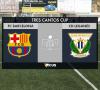 V Tres Cantos Cup. Atlético de Madrid vs Real Betis