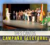 Elecciones Tres Cantos 2019. Ganemos 24-5