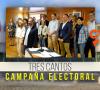 Elecciones Tres Cantos 2019. Ganemos 21-5