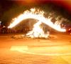 Paella popular de las Fiestas de Tres Cantos