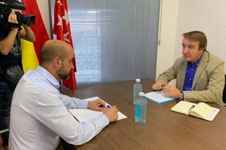 carton reunion alcaldes limpio