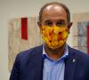 Declaraciones del portavoz de Podemos Tres Cantos